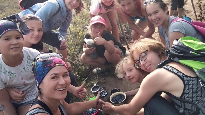 Штэо Лето Слюдянские Лагерь Доклад Подсобил собрать на скору руку