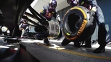 Pit Stop Practice with the Red Bull Racing Formula One Team