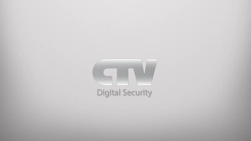Детекция движения в домофонах CTV
