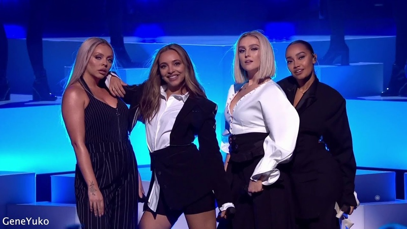 Little Mix perform Woman Like Me (LIVE on BBC Michael McIntyre's Big Show 17 November 2018)