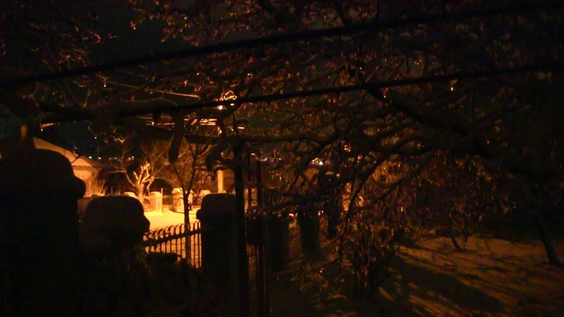 Распсодия хрусталя зимы в Рождественские ночи Жуковка Керчь