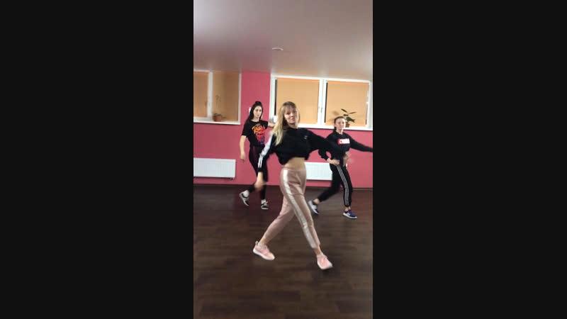 Choreo | Монатик- Кружит