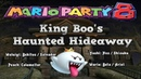 Mario party 8 King Boo's Haunted Hideaway Multiplayer