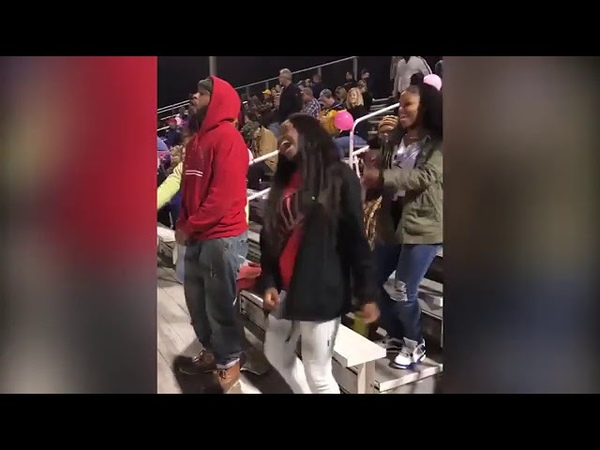 Man leads his three daughters in a seriously sassy dance routine