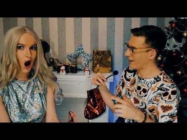 ЖРЕМ РВОТУ, ТУХЛУЮ РЫБУ и ПАМПЕРСЫ с ТРАНСВЕСТИТОМ! | Bean Boozled Challenge