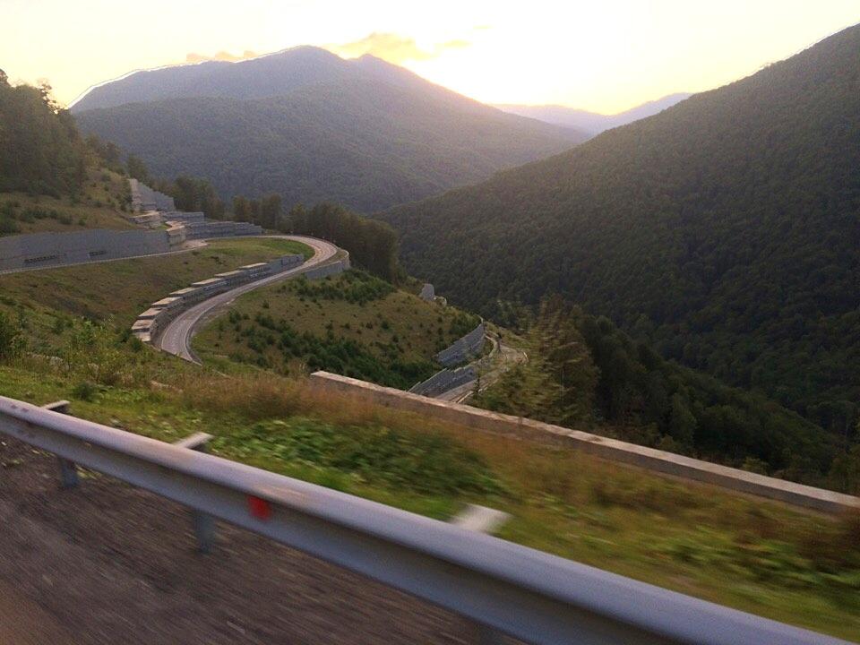 Блог компании Триал-Спорт: GT: Красная Поляна. Горки, хмели, дороги и эпики. Часть вторая