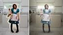 Photoshop Manipulation Tutorial - Creepy Kitchen | Creamy Skin Tones