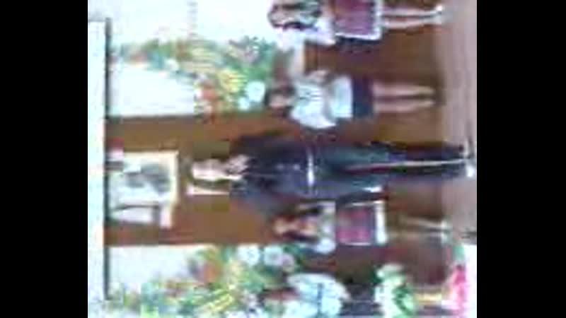 11.05.2012 р. День Матері. Співає уч 10 кл. Марія Гуньовська Лише у нас на Україні.