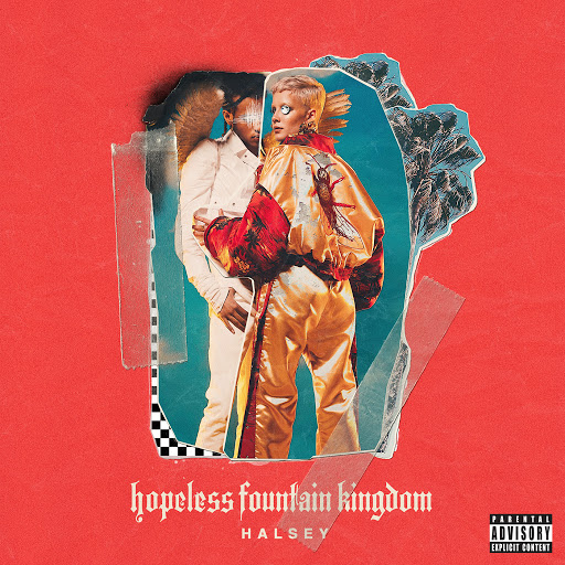 Halsey альбом hopeless fountain kingdom (Deluxe)