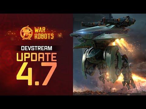 War Robots DevStream Lunar New Year, Dragons, Rebalance, Update 4.7 and your questions