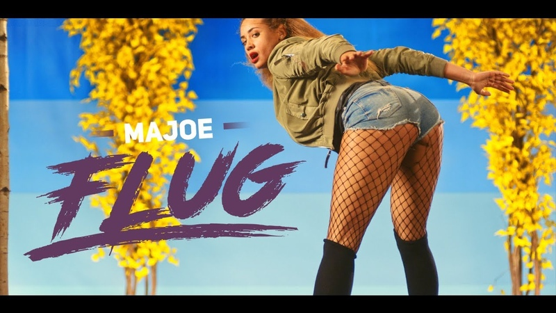 Majoe ✈️ FLUG ✈️ official Video