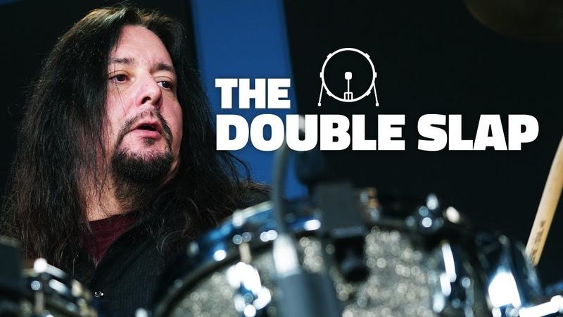Gene Hoglan's Double Slap Technique