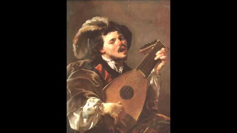 Cessés mortels de soupirer - Pierre Guédron (1570 -- ca. 1620) Nigel Rogers
