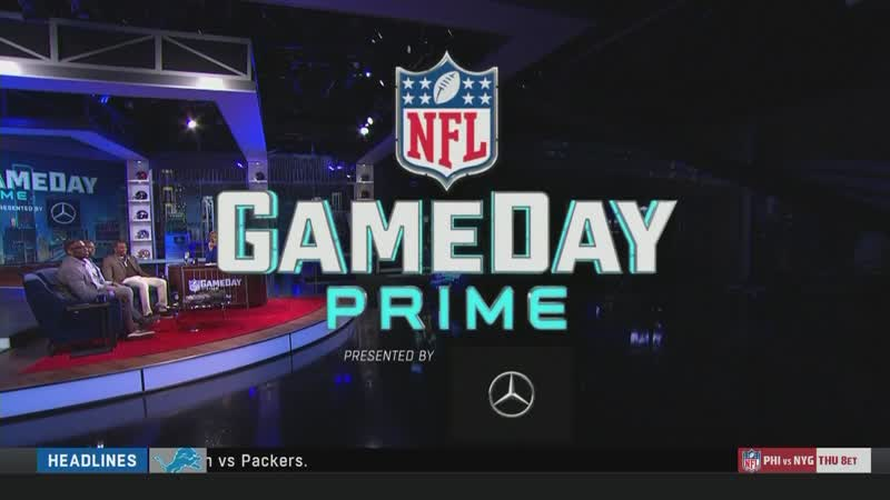 NFL GameDay Prime (NFL Network HD, 15.10.18)