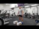 5x World's Strongest Man Mariusz Pudzianowski in training