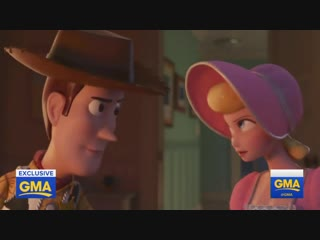TOY STORY 4 Bo Peep Rescues Lost Toy Movie Clip (2019) Animated Movie HD