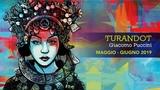 Онлайн-трансляция оперы 4.06.2019 2000 CET (2100 MSK) Giacomo Puccini -Turandot Teatro Comunale Bologna
