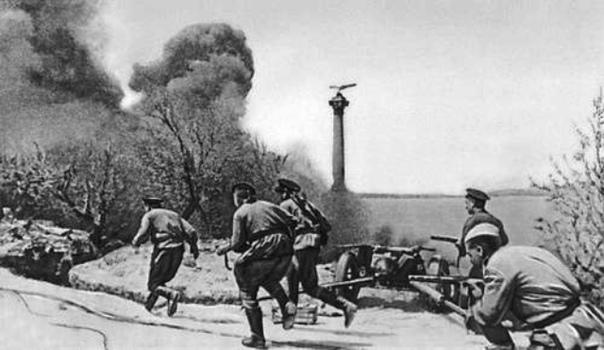 Как держался Севастополь против армии Гитлера
