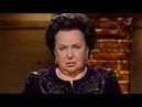 На ночь глядя - Галина Вишневская, одна из самых выдающихся оперных певиц сопрано XX века