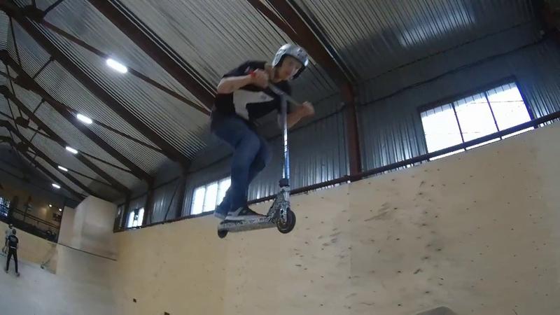 Юра Малина в скейтпарке ksspark 20180918