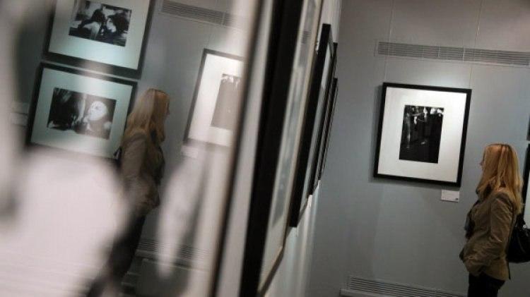 Николай Тарасик представил свои работы в выставочном зале на Беговой