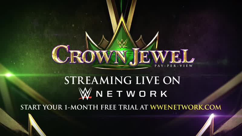 Промо Crown Jewel 2018