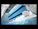 Haier Self Cleaning Technology