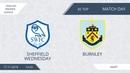 AFL18. England. Premier League. Day 30. Sheffield Wednesday - Burnley.