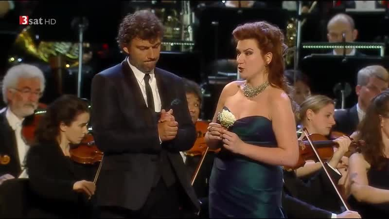 Adriana Lecouvreur: Arien/Duett Principessa/Maurizio