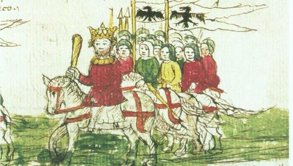 ЕСЛИ БЫ ФРИДРИХ БАРБАРОССА ОСТАЛСЯ ЖИВ.. Третий крестовый поход - несомненно, самый богатый из всех походов на громкие имена предводителей. Среди его вождей - два короля и один император.