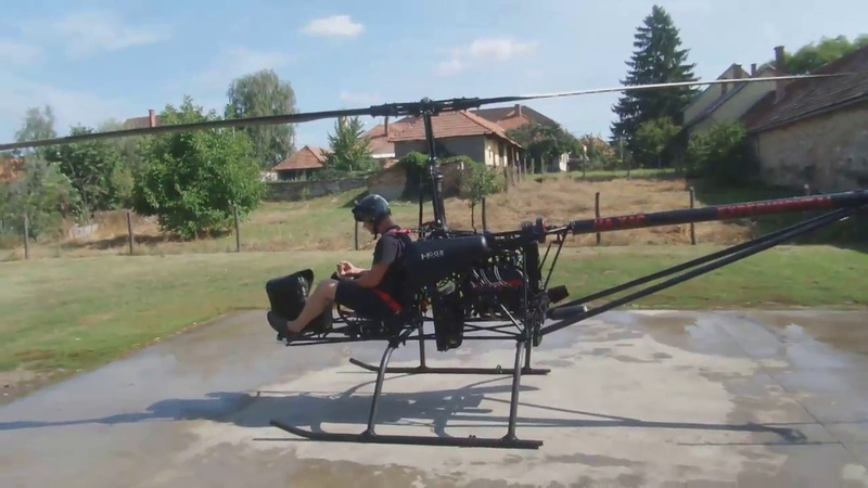 Hungarocopter HC-02 2017.08.21