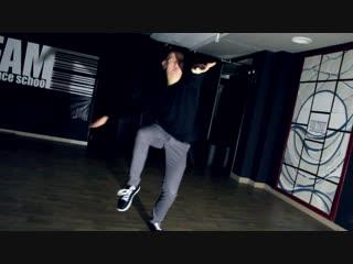  DS FAM  направление - DANCE HALL  Сергей Улицкий  