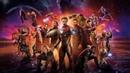 Мстители Война бесконечности - апокалипсис, угроза галактического масштаба, команды супер-героев