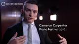Cameron Carpenter at the Piano Festival 2016 in Lucerne