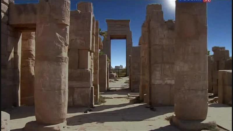 3) Секретный код египетских пирамид (Сакральная космология)