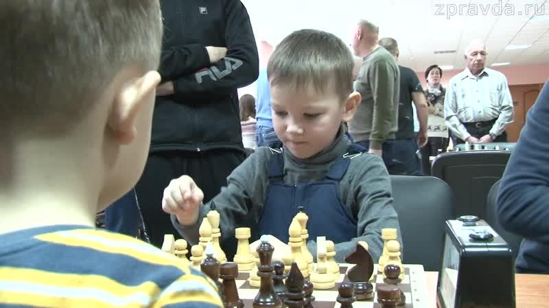 В центре детского творчества состоялся городской семейный турнир по шахматам