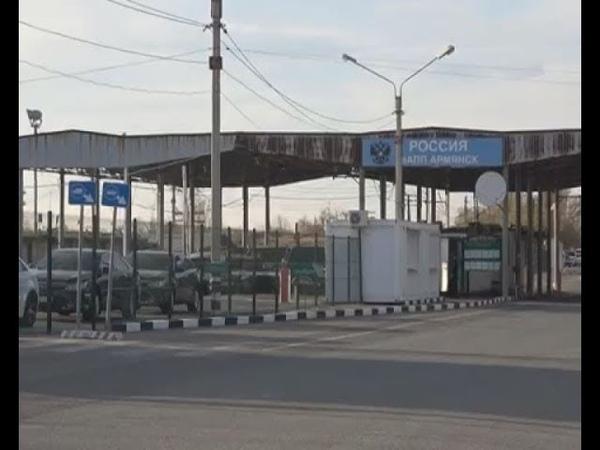 Задержаны две украинки с поддельными миграционными картами.