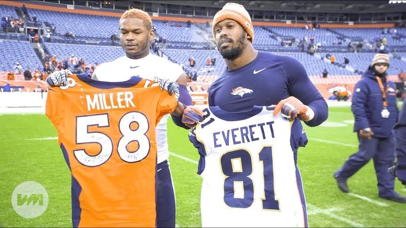 Week 7   Von Millers 'VM VLOGS' (Rams vs. Broncos)