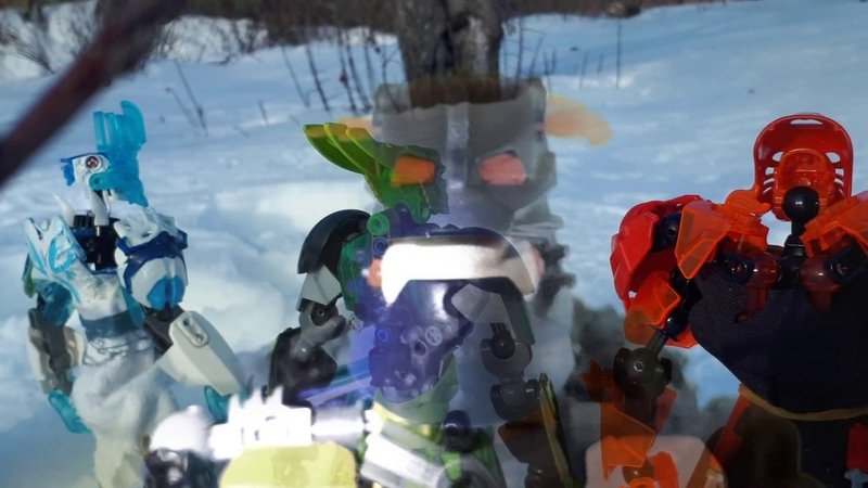 BIONICLE TOA HEIRS PART 3 ТИЗЕР ТРЕЙЛЕР