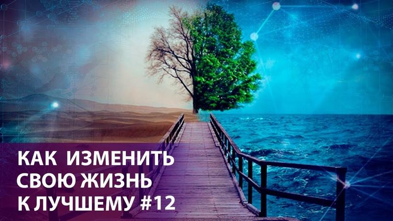 Как изменить свою жизнь к лучшему / Часть 12