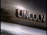 1992 Lincoln Town Car Jack Nicholas Commercial