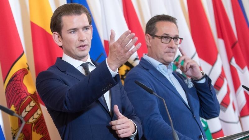 Австрия решила не подписывать глобальный пакт о миграции