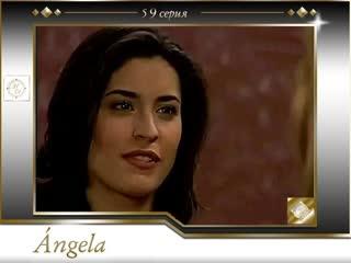 Angela Capitulo 59 / Анхела 59 серия