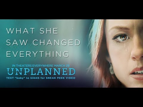 Unplanned Official Trailer In Theaters March 29