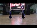 Ориенталь дуэт 1 место на 13 Чемпионате Челябинской области по восточным танцам Восточный ветер 29 сентября 2018