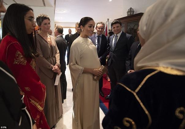 Принц Гарри и Меган Маркл побывали на приме у британского посла в Марокко