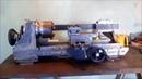 Torno de Bancada Construção Parte 03 Bench Lathe