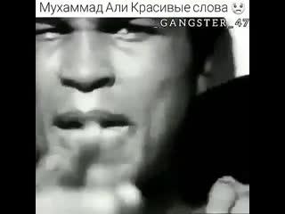 слова Мухаммеда Али [MDK DAGESTAN]