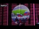Луч северной столицы: в Санкт-Петербурге стартовал Фестиваль света