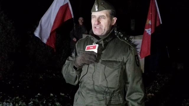 1 Hołd pamięci Eligiusza Niewiadomskiego Narodowa Wolna Polska